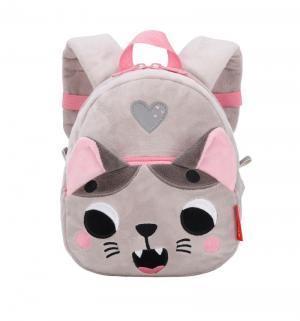 Детский рюкзак  серый Grizzly