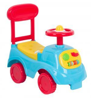Каталка детская  1827, цвет: happy plane blue Kids Rider