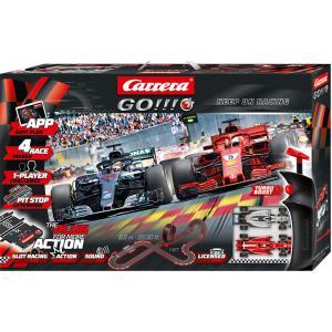 Автотрек на радиоуправлении  Keep on Racing Carrera