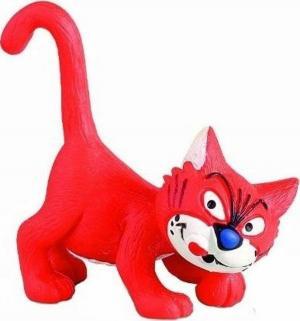 Смурфики Рыжий кот Азраэль Schleich