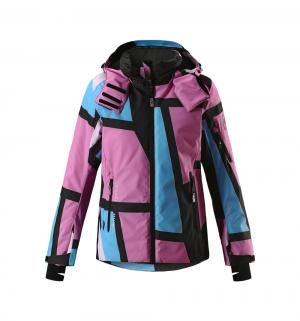 Куртка  Tec Frost, цвет: мультиколор Reima
