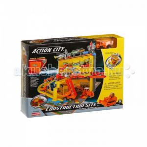 Игровой набор Стройка 28553 RealToy