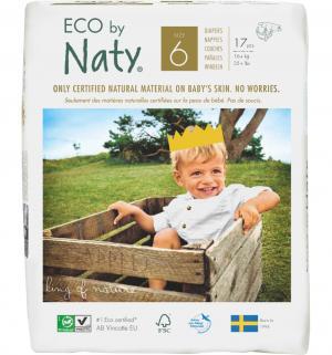 Подгузники  Детские (16+ кг) 17 шт. Naty