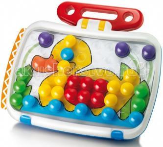 Мозаика Комби Джуниор в чемоданчике Quercetti
