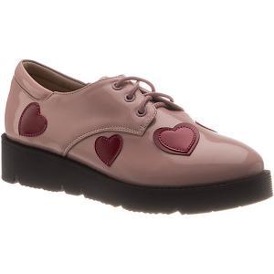 Полуботинки  для девочки Vitacci. Цвет: розовый