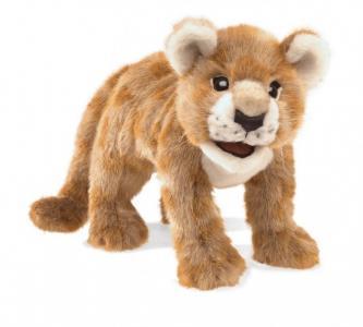 Мягкая игрушка  Африканский львенок 46 см Folkmanis