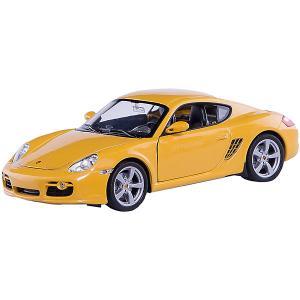 Модель машины 1:24 Porsche Cayman S, Welly