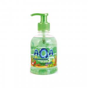 Жидкое мыло AQA Baby Морские приключения 300 мл.