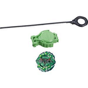Волчок Бейблэйд Слингшок с пусковым устройством Хазард Кербеус К4 Hasbro. Цвет: разноцветный