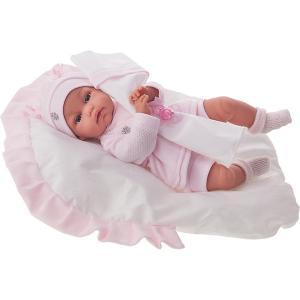 Кукла  Аида, озвученная, 34 см Munecas Antonio Juan. Цвет: розовый