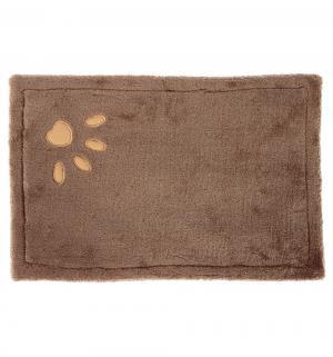 Когтеточка-коврик для кошек  с мышкой, цвет: коричневый, 48*31см I.P.T.S.