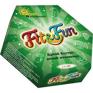 Настольная игра  Fit and Fun Thinkers