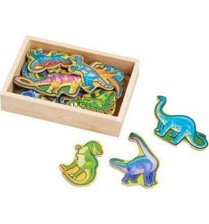 Магнитная игра  Динозавры Melissa&Doug