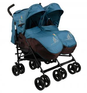 Коляска-трость  А6670 UrbanDuo, цвет: синий Mobility One