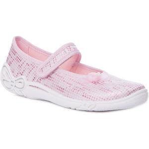 Туфли Superfit для девочки. Цвет: розовый
