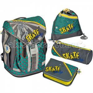 Школьный рюкзак Skateboarding Flex Style с наполнением 11871 Spiegelburg