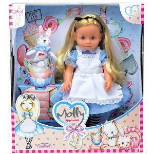 Интерактивная кукла  Bambina Bebe Molly Magic World, 40 см Dimian