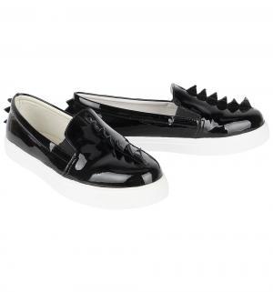 Туфли , цвет: черный Gulliver