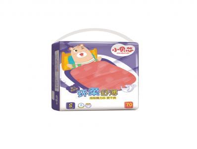 Подгузники  Комфортный сон S (3-6 кг) 70 шт. Xiaobelxin