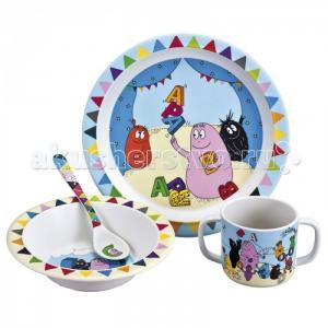 Набор детской посуды Barbapapa Petit Jour