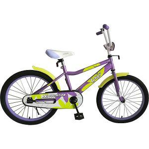 Двухколёсный велосипед  Lady 20 Navigator. Цвет: фиолетовый