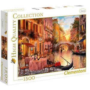 Пазл  Венеция, 1500 элементов Clementoni