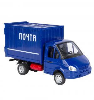 Автомобиль  Газель-фургон Почта со светом и звуком 24 см JOY TOY