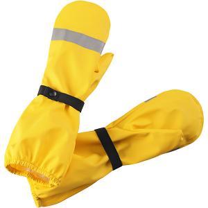 Варежки  Kura Reima. Цвет: желтый