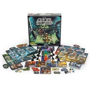 Настольная игра  Истории с призраками Asmodee