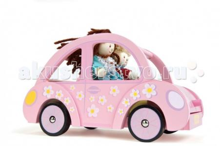 Деревянная игрушка  Автомобиль Софи LeToyVan