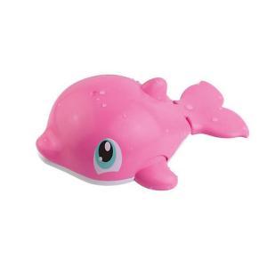 Игрушка для купания Водоплавающие, розовый дельфин HAP-P-KID
