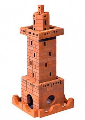 Маяк 230 деталей Brickmaster