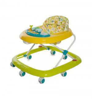 Ходунки BabyCare Corsa, цвет: желтый