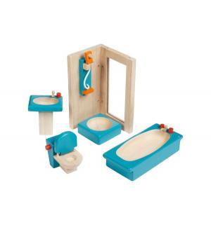 Ванная комната  для кукольного дома Plan Toys
