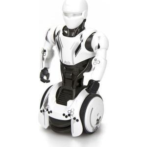 Интерактивный робот  Джуниор 20 см цвет: черный/белый Silverlit