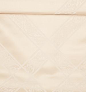 Комплект постельного белья  Евро/нав. 70х70 Нежные чувства, цвет: золотой Василиса
