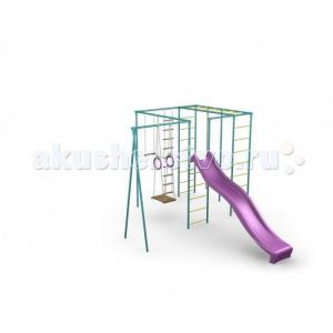 Детский спортивный комплекс Классик с горкой СпортОкей