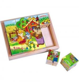 Кубики  Сказки-2 Затейники