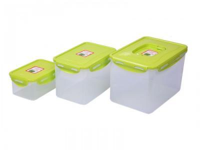 Набор пластиковых контейнеров 3 шт. CP7586S Oursson