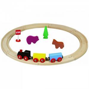Железная дорога WT-069 (15 деталей) Balbi