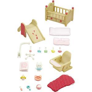 Набор Sylvanian Families Мебель для детской комнаты Epoch Traumwiesen