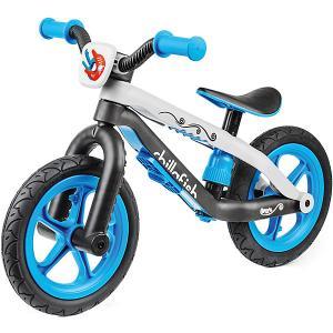 Трюковой беговел  «BMXie-RS», синий Chillafish. Цвет: синий