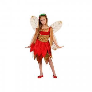 Маскарадный костюм для девочки Лесная фея, 6-8  лет Феникс-Презент