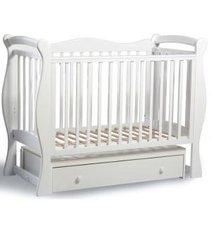 Кровать  Dolce Vita, цвет: белый Sweet Baby