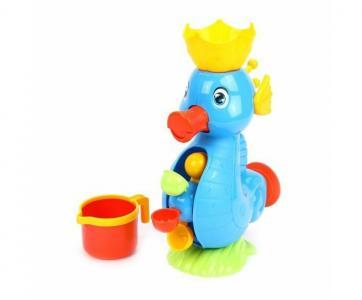 Игрушка для ванны Морской конек №1 Биплант