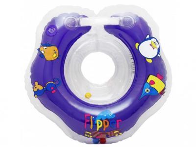 Круг для купания  Flipper Music на шею музыкальный ROXY-KIDS