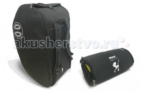Сумка-кофр для путешествий мягкая Doona Padded Travel bag SimpleParenting