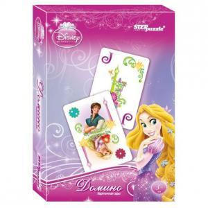 Развивающая игра  Disney Рапунцель. Домино Step Puzzle