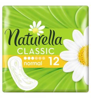 Прокладки  Classic без крылышек, 12 шт Naturella