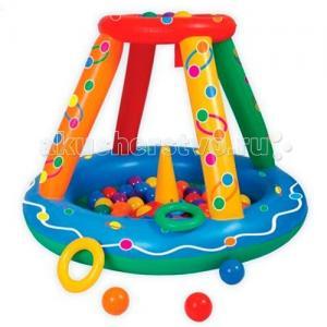 Сухой бассейн надувной Upright